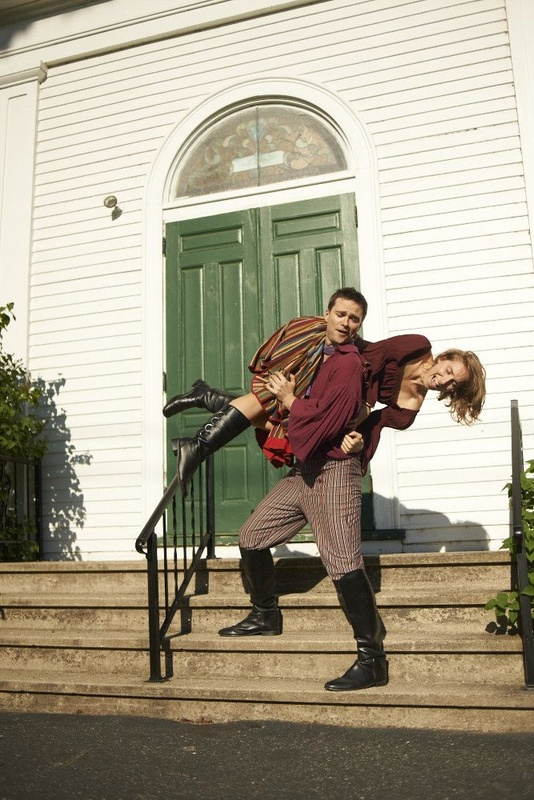 """The Theater at Monmouth will present """"The Taming of the Shrew"""" in repertory through the summer."""