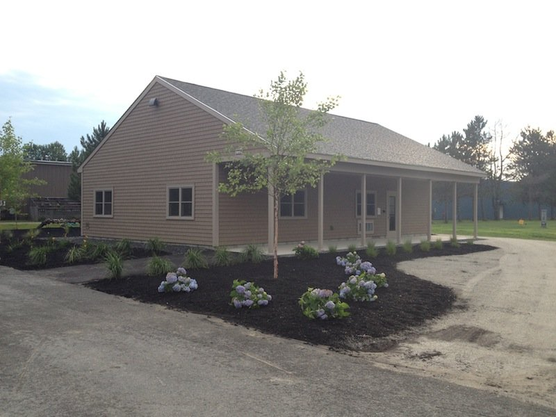 Portland plans to officially open its new South Course Club House at Riverside Golf Course on Friday morning.