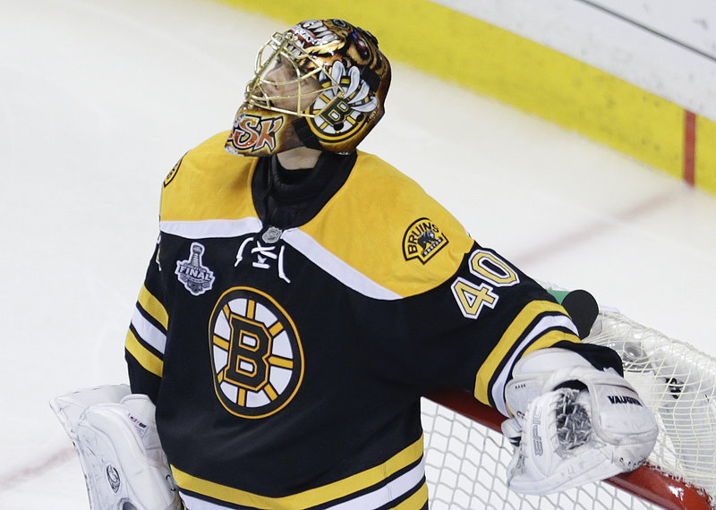 Tuukka Rask emerged as a top NHL goalie for the Bruins last season, and now he's being paid like one with his new eight-year contract.