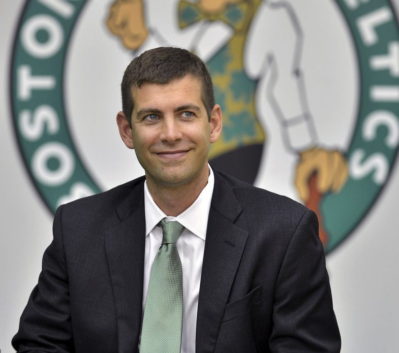 Brad Stevens said Friday that he's thrilled to be the Boston Celtics' coach, and praised point guard Rajon Rondo, who reportedly has clashed with coaches throughout his career.