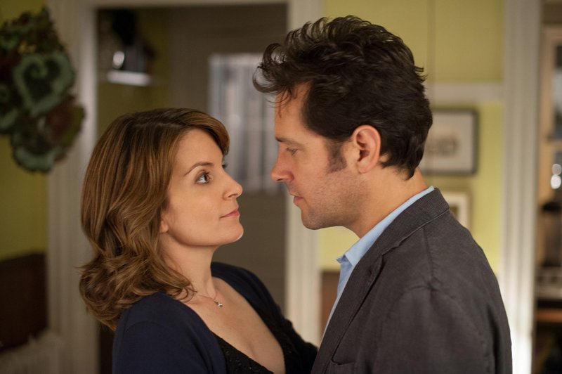 """Tina Fey and Paul Rudd in """"Admission."""""""