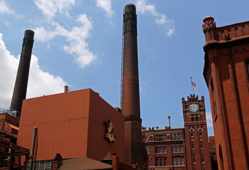 The St. Louis brewery has been a fixture of the city's economic identity for generations.
