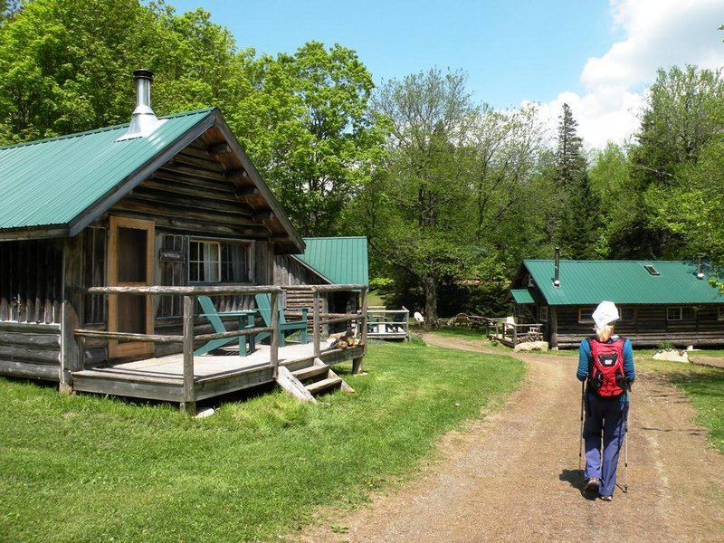 Three full-service lodges with private cabins at Little Lyford Pond Lodge and Cabins have been superb while preserving the Maine sporting camp tradition. The lodges offer comfort with a friendly staff and hearty meals.