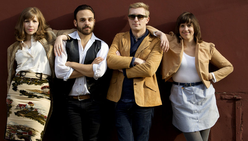 Lake Street Dive plays the L.L. Bean free concert in Freeport on Saturday with North of Nashville.