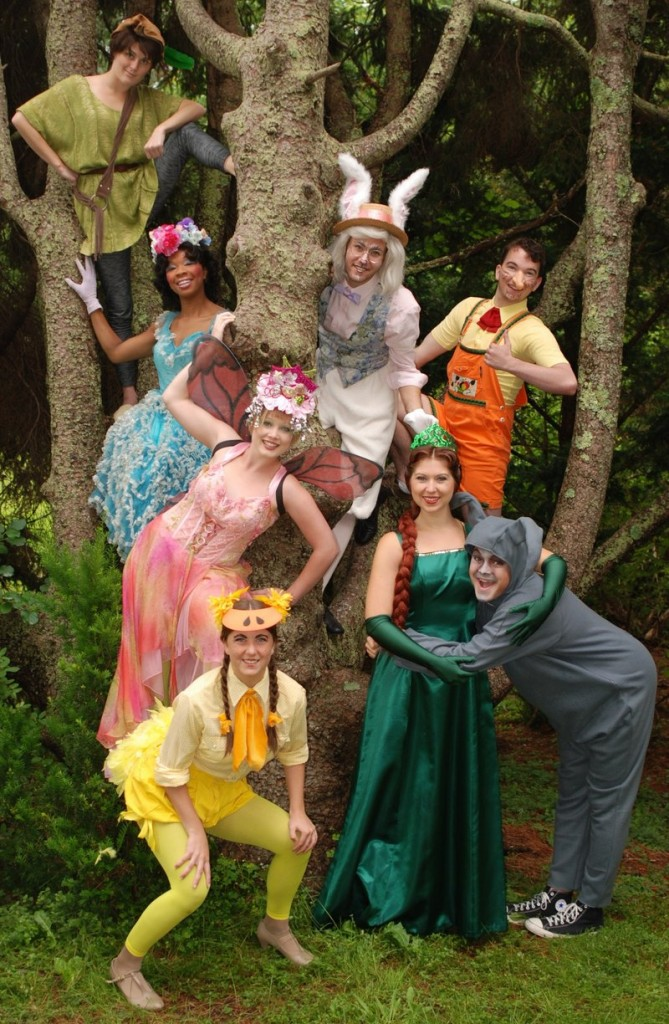 """Shrek: The Musical"" is on stage at the Arundel Barn Playhouse through Aug. 3."
