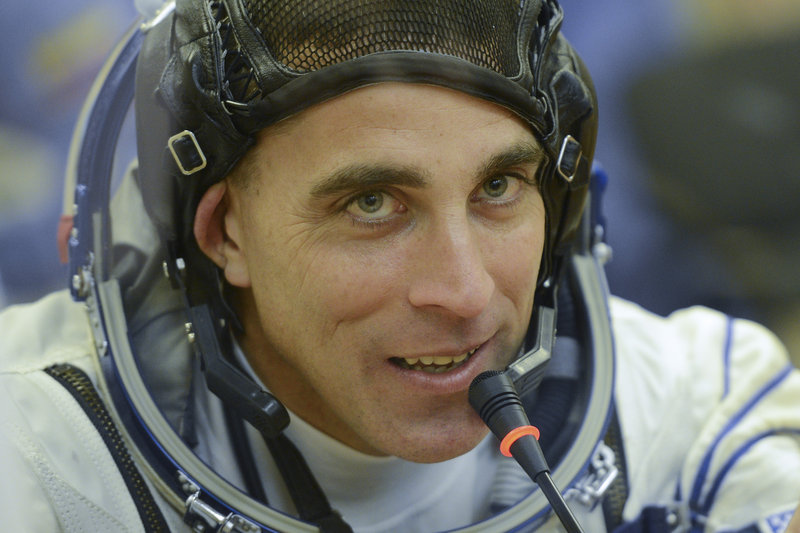 U.S. astronaut Chris Cassidy is no stranger to spacewalk scares. In 2009, he had to cut short a walk because of a buildup of carbon dioxide in his space suit.