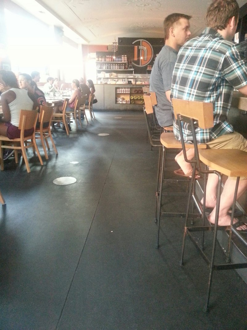 Bar Guide Nosh S Happy Hour Offers More Than Drinks Portland Press Herald