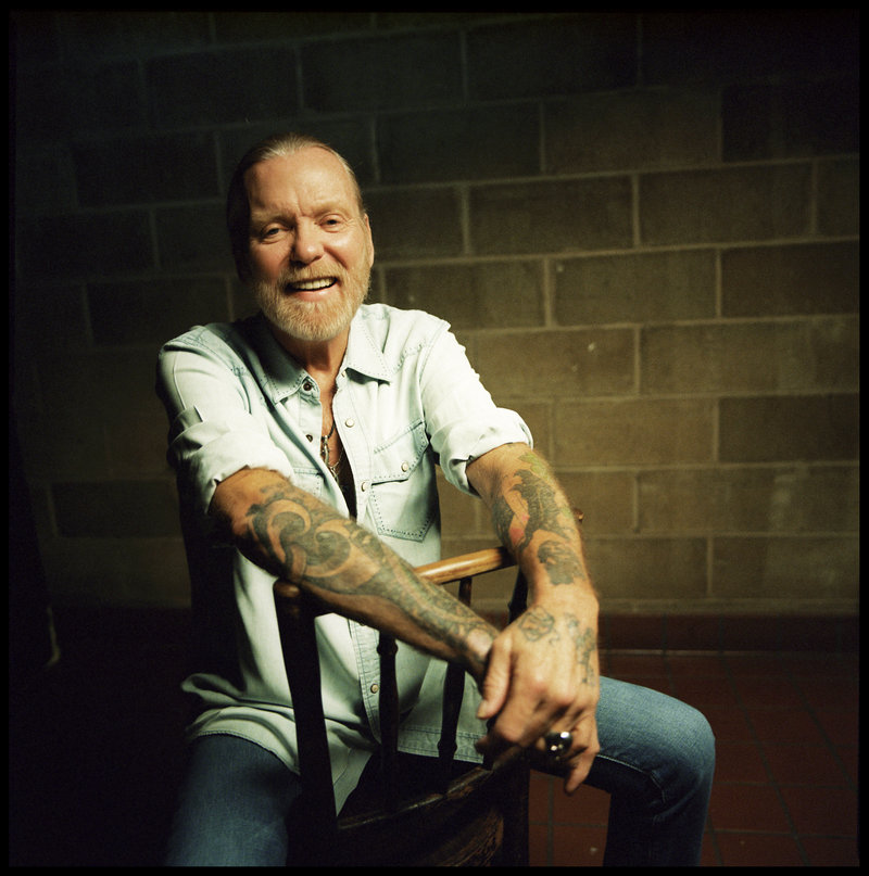 """Gregg Allman hopes the actor chosen to star in the film based on his best-selling 2012 memoir, """"My Cross to Bear,"""" will be able to """"really sing."""""""