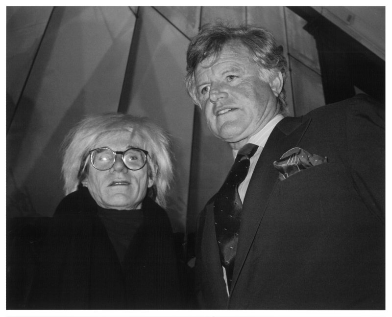 ... Ted Kennedy ...