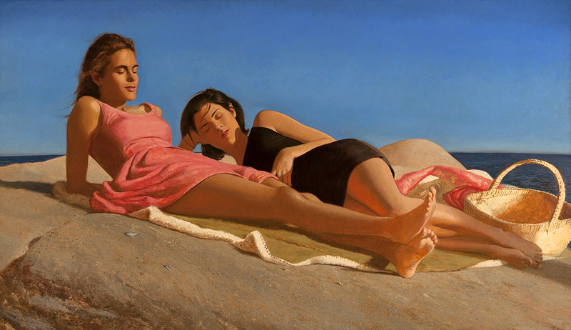 """The Promise"" by Bo Bartlett"