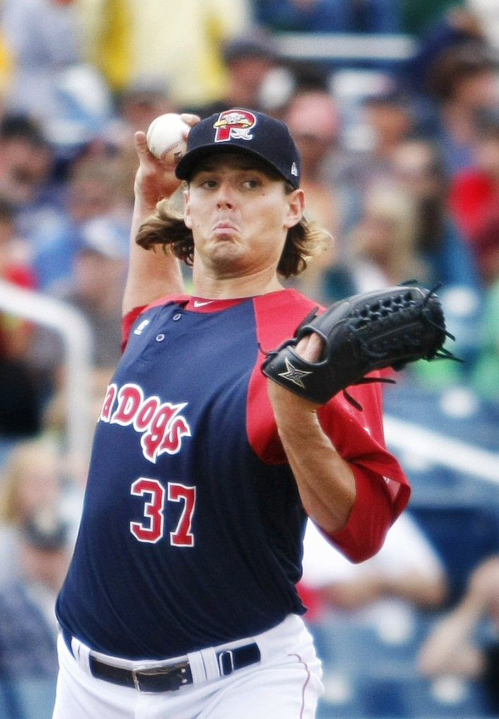 Jeremy Kehrt allowed one run in his two innings of relief and picked up his first win of the season.