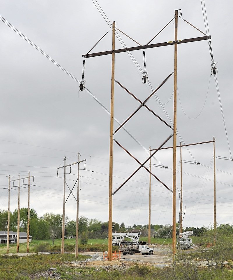 Judge lower profits on new england power line projects the portland
