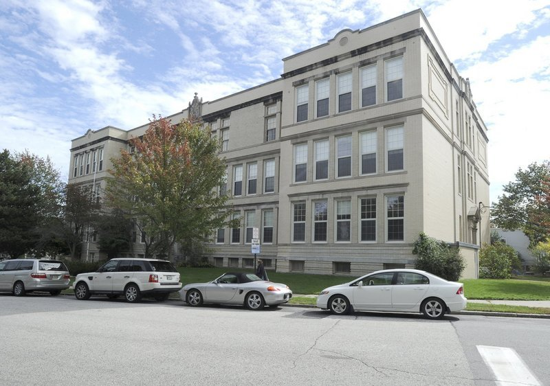 The former Nathan Clifford School in Portland could be turned into housing.