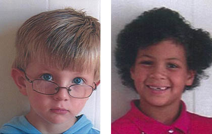Police: Waterville children abducted by mother - Portland