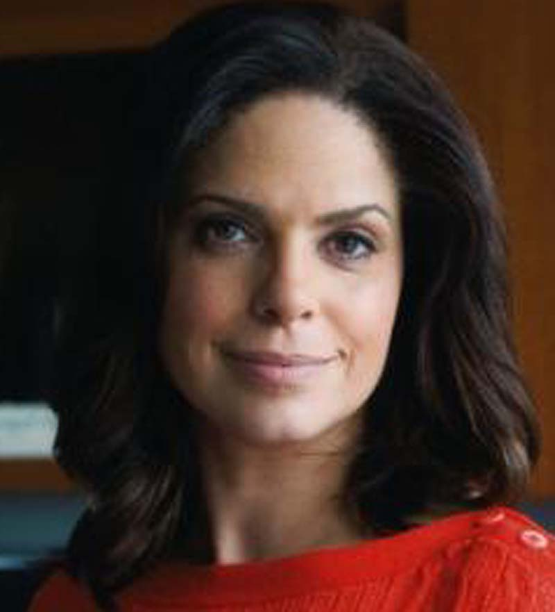 American journalist Soledad O'Brien is among the familiar faces Al Jazeera America viewers will see.