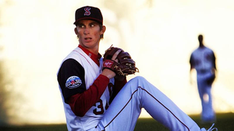 Henry Owens recently had a streak of 19 1/3 hitless innings spanning four starts.