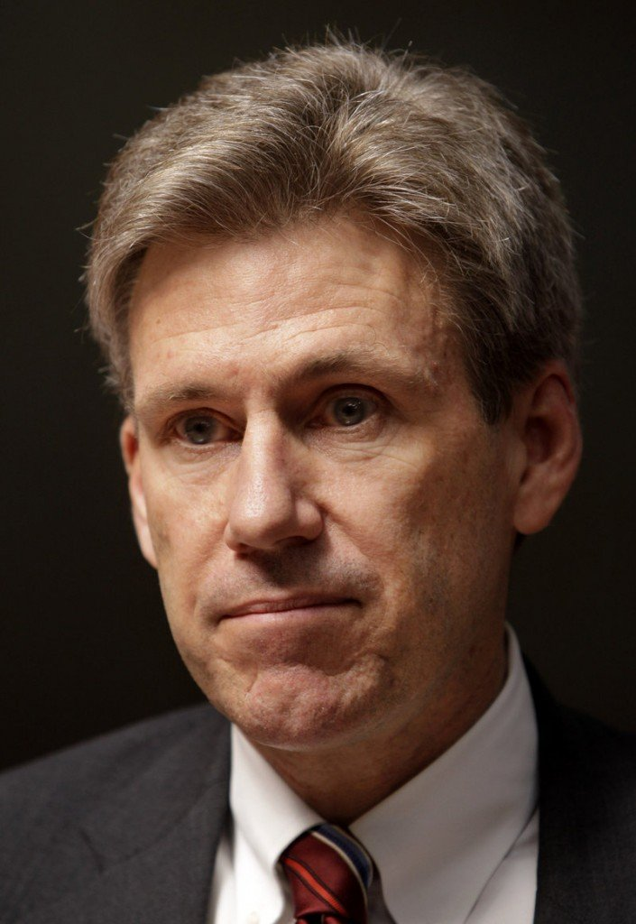 Chris Stevens, the American ambassador who was killed in the Benghazi attack last year.