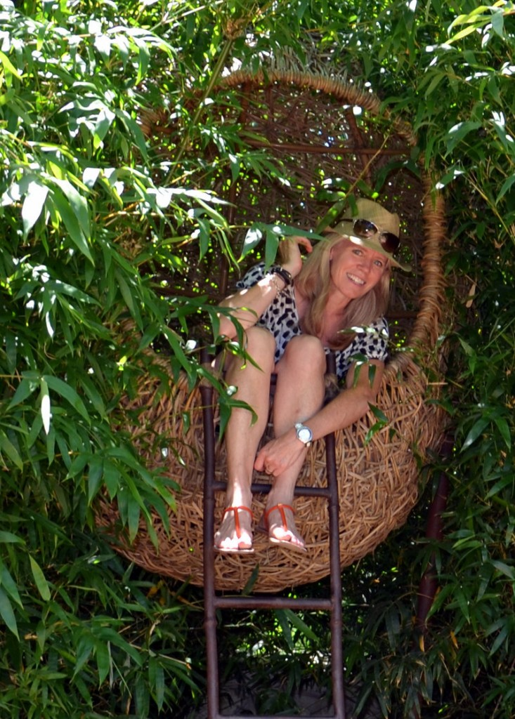 Author Mary Rolph Lamontagne lives most of the year in South Africa but spends her summers in Prouts Neck.