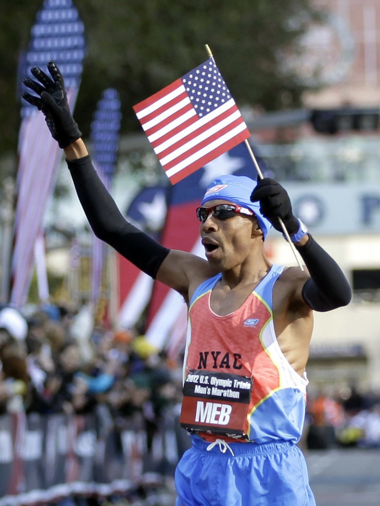Meb Keflezighi, reigning Boston Marathon champ, will be seeking to add the Beach to Beacon title to his resume.
