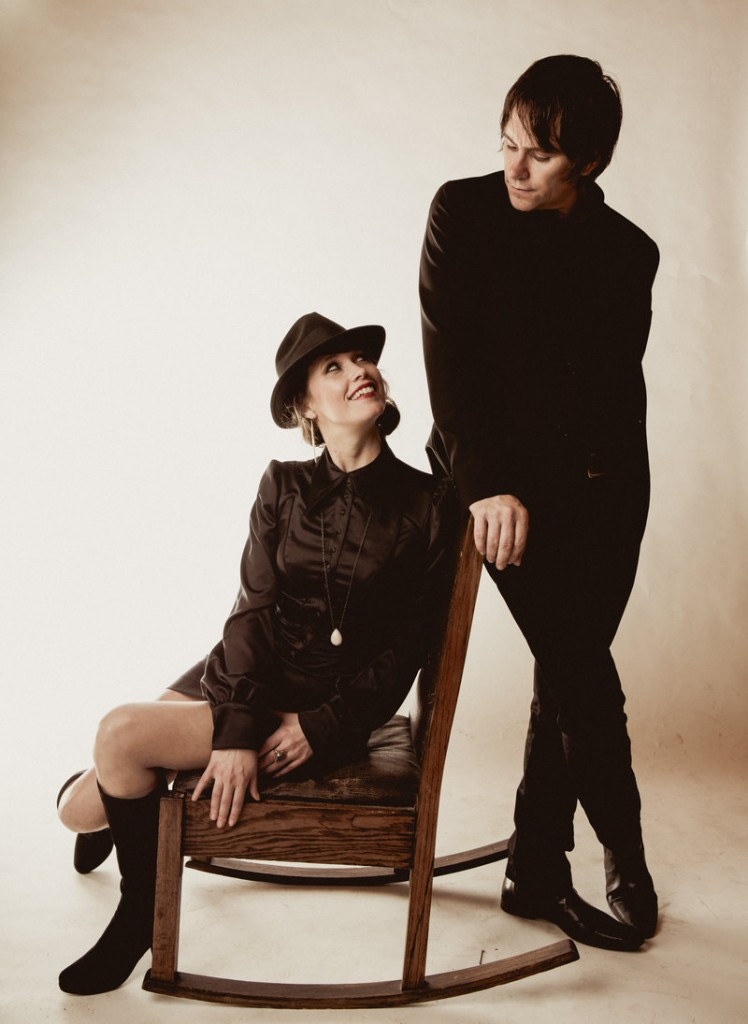 Sarah Lee Guthrie and Johnny Irion will play a free in-store concert Saturday at Bull Moose in Waterville.