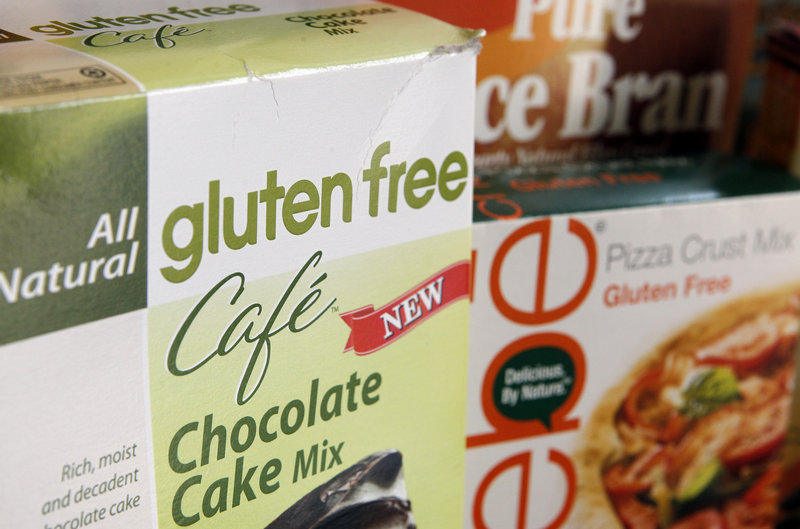 """Under an FDA rule announced Friday, products labeled """"gluten free"""" will have to contain less than 20 parts per million of gluten."""