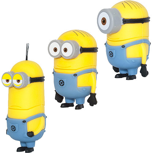 Minion flash drive, $10.99