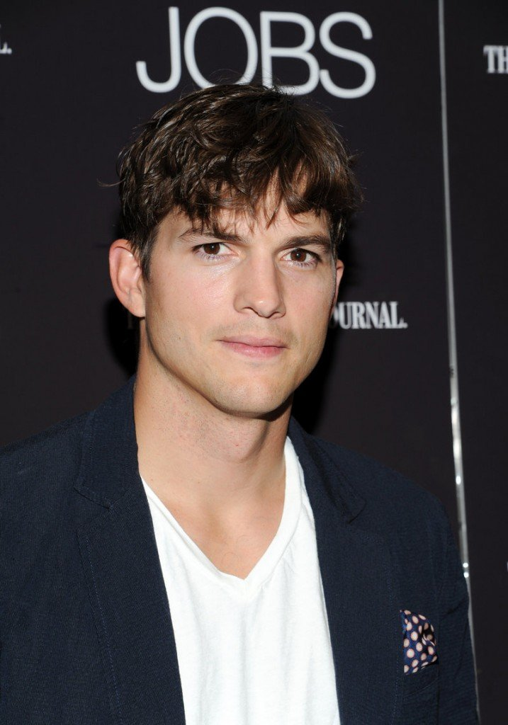 """Ashton Kutcher, who plays Steve Jobs in the new film, """"JOBS,"""" says he learned about how the Apple cofounder evolved."""