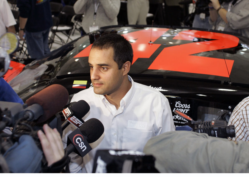Juan Pablo Montoya, as well as Marcos Ambrose, needs victories and needs them badly in order to vault past other drivers and up the standings, and earn one of the berths in the Chase for the championship.