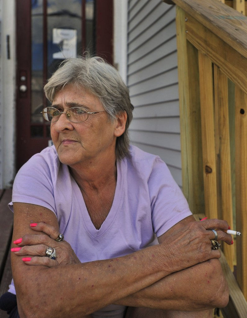 Sharleen Price, a Bartlett Street resident who previously worked with people with intellectual disabilities, says institutionalization might be a good option for some.