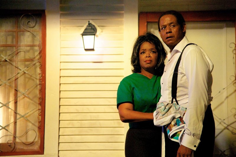"Oprah Winfrey and Forest Whitaker star in ""Lee Daniels' The Butler,"" in which Whitaker portrays a longtime White House butler."