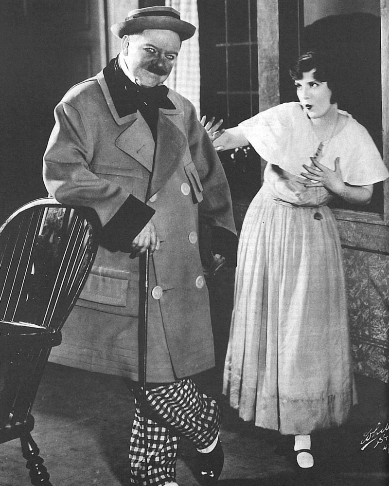 "W.C. Fields stars in ""Sally of the Sawdust,"" Thursday's silent film with musical accompaniment at Leavitt Theatre in Ogunquit."