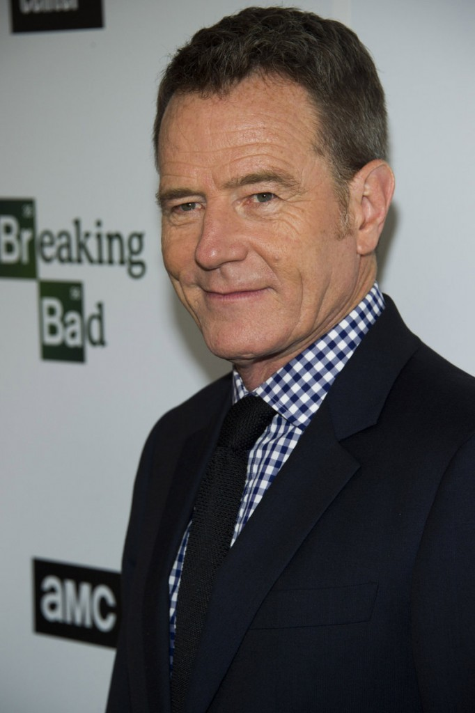 "Bryan Cranston, star of ""Breaking Bad."""