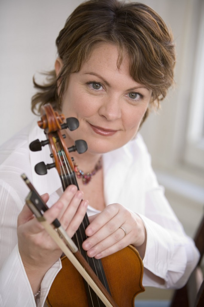 Irish fiddler Eileen Ivers and Immigrant Soul visit the Opera House at Boothbay Harbor on Friday.