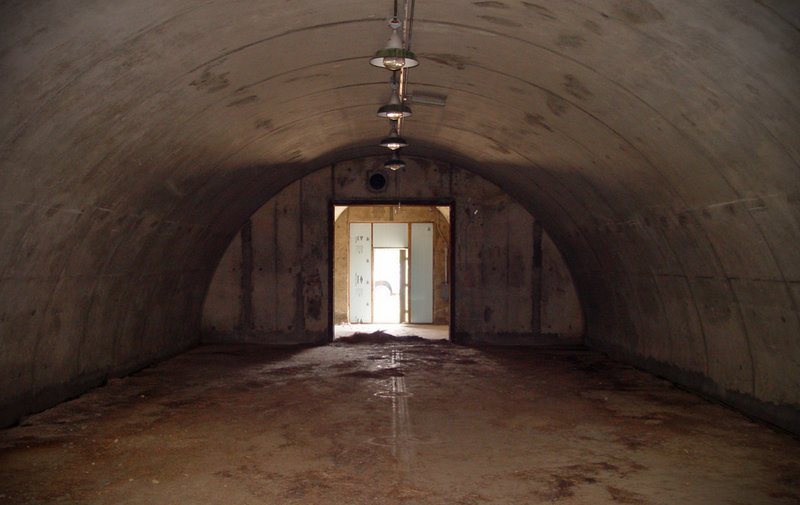 Unused nuclear weapons bunkers are being readied for use as artificial caves for bat hibernation.