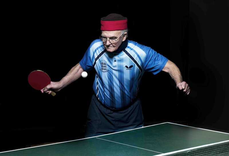"""Ping Pong,"" a documentary about eight players with 703 years among them competing in the Over 80 World Table Tennis Championship, will be screened for free at 7:30 p.m. Thursday at the Portland Public Library."