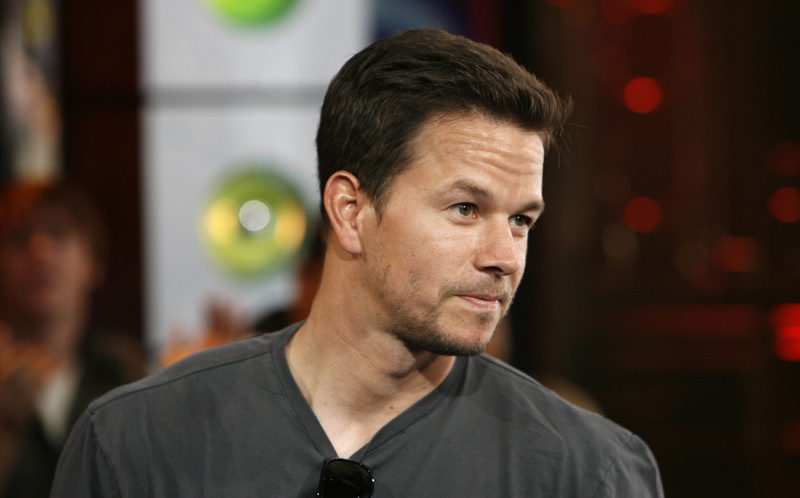 Actor Mark Wahlberg has received a high school diploma after finishing his courses online.
