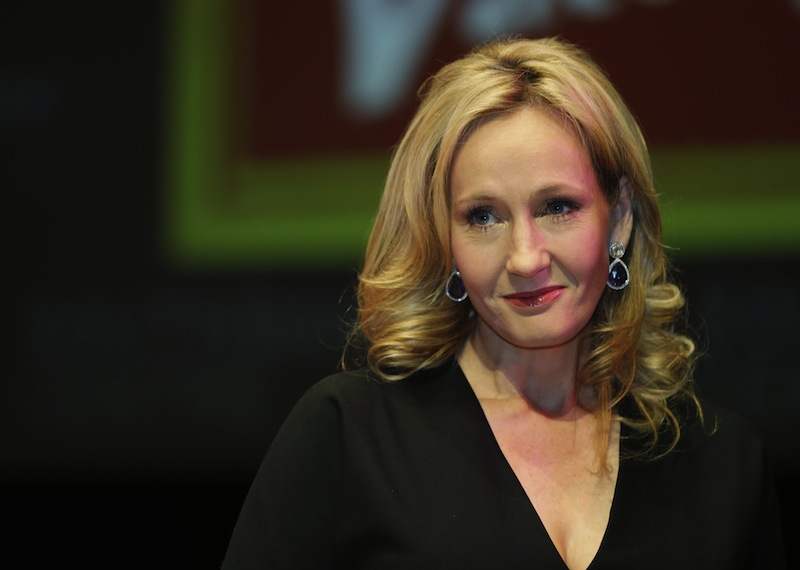British author J.K. Rowling's world of wizardry is coming back to the big screen – but without Harry Potter. Studio Warner Bros. announced Thursday that Rowling will write the screenplay for a movie based on