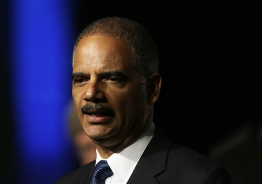 """Attorney General Eric Holder: """"By reserving the most severe prison terms for serious, high-level or violent drug traffickers or kingpins, we can better enhance public safety."""""""