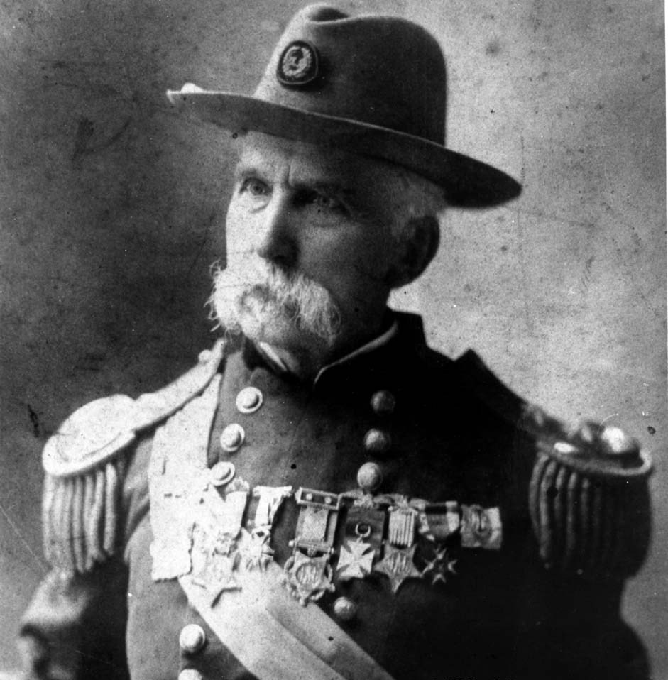 Joshua Chamberlain in later years