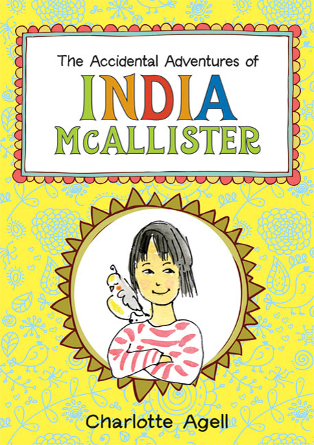 "Charlotte Agell will read from her book ""India McAllister"" at a Banned Books Week event Monday."