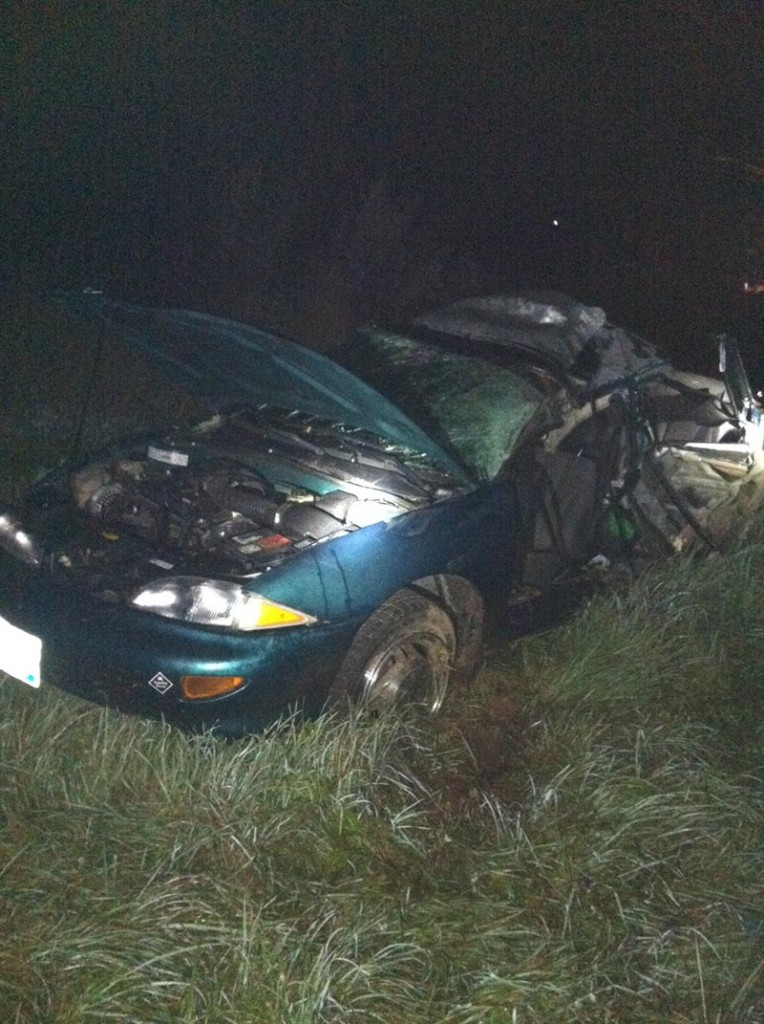Barrett Sinnett, 22, of Waterboro was killed Tuesday night in a single-car crash on Parsonsfield Road in Limerick.