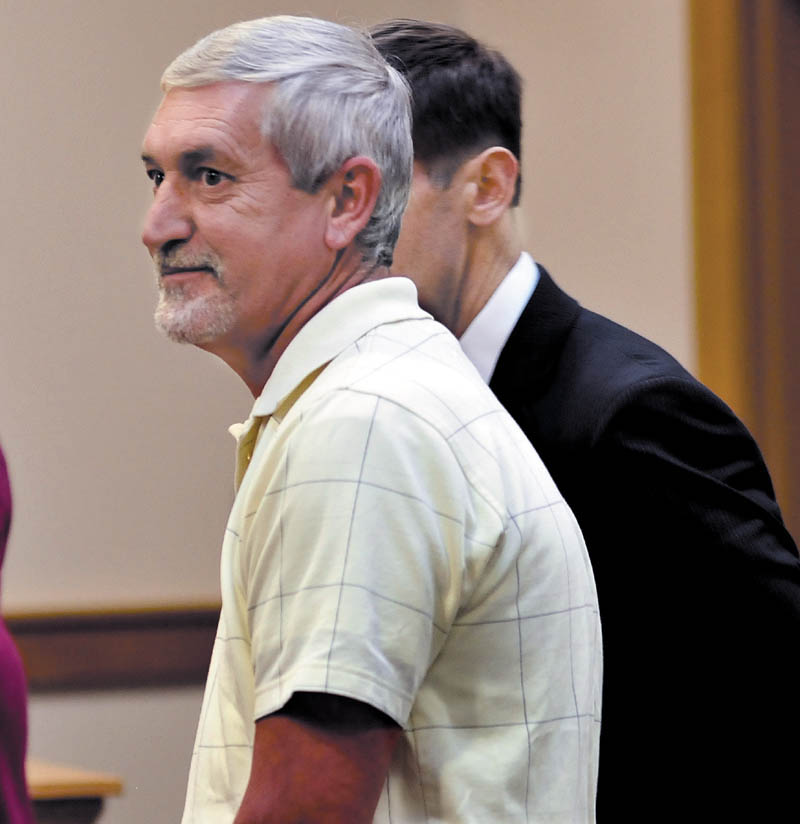 Former Fairfield police Chief John Emery pleaded guilty to operating under the influence Wednesday in Skowhegan District Court.