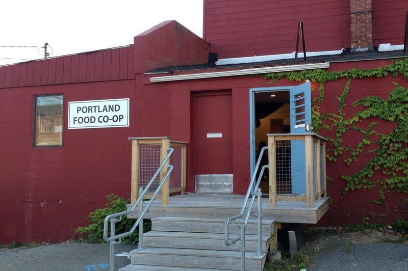 "The Portland Food Co-op operates a members-only buying club at 56 Hampshire St. in Portland. By 2015, it hopes to open a grocery store to the public. ""We want to be a resource to the community,"" said Rachelle Curran Apse."