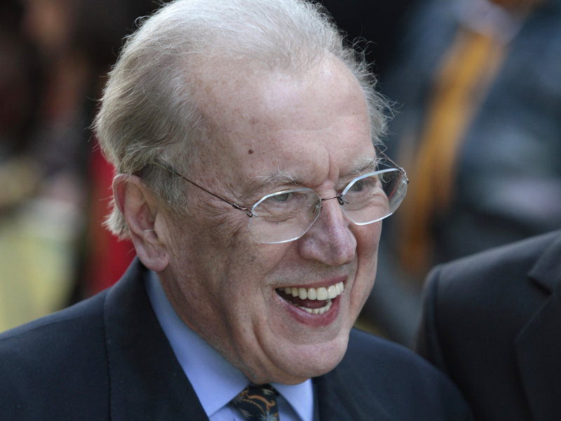 David Frost interviewed the world's most powerful and famous in a TV career that spanned 50 years.