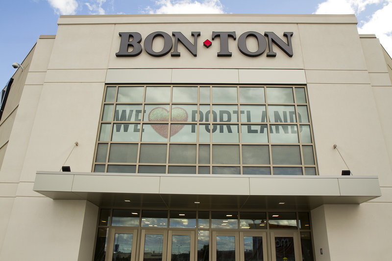 Bon-Ton is set to open Thursday at the Maine Mall, filling the site of the former Filene's. The store sells a mix of high- and moderate-priced products and will employ about 170 people.