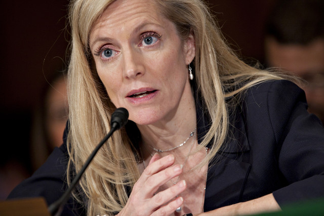 Lael Brainard is one of the most highly ranked -- and most visible -- female members of President Obama's economic team.
