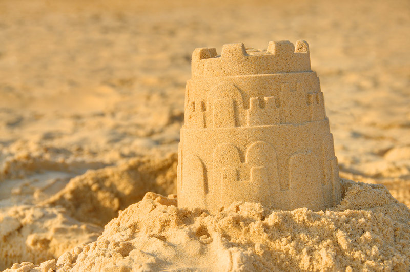 """""""Sandsations,"""" a sand-sculpting contest to benefit the Birth Roots Perinatal Resource Center, takes place from noon to 3 p.m. Saturday at Pine Point Beach in Scarborough."""