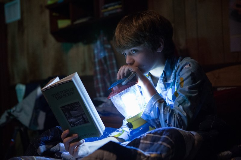 "Ty Simpkins in ""Insidious: Chapter 2"""
