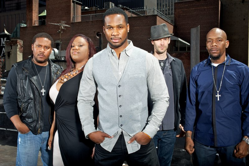 "Robert Randolph & The Family Band is touring after taking time out to record ""Lickety Split,"" its first studio album in three years, which was released in July."