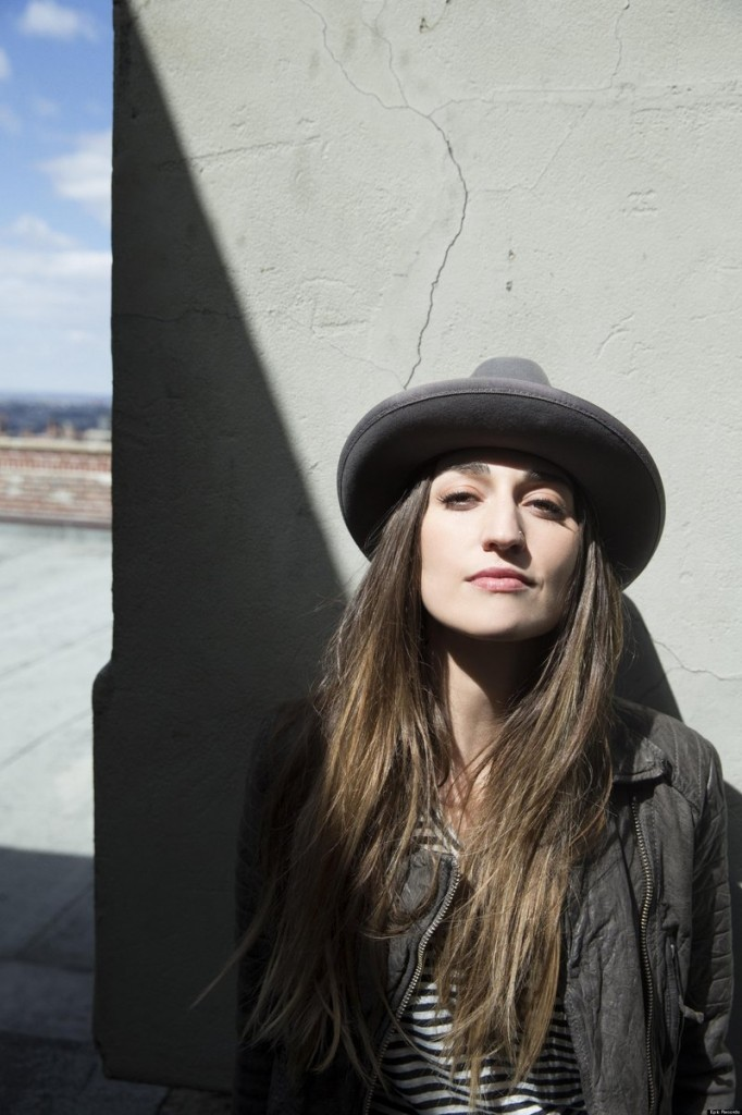 Singer-songwriter Sara Bareilles is at the Orpheum Theatre in Boston on Oct. 6.